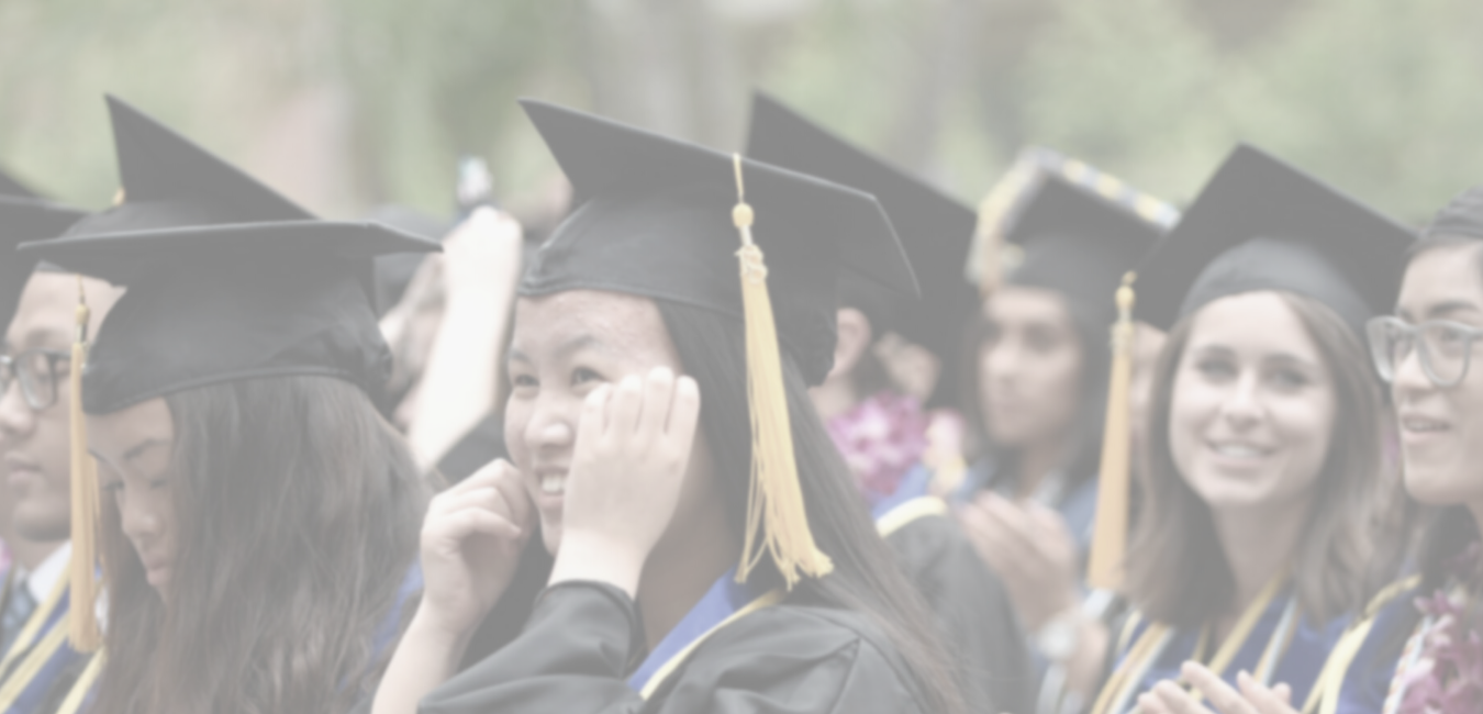 transparent graduation image